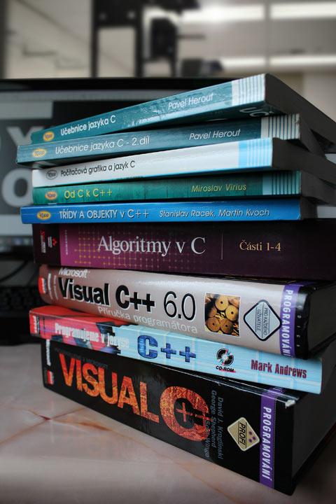 Knihy o programování v C a C++