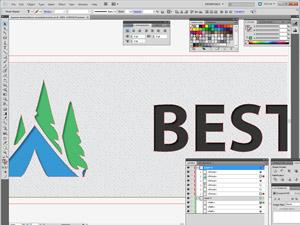 Bestoutdoor logotyp / cedule - obrázek #3