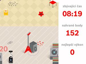 Aplikace Bosch Vysavač - obrázek #3