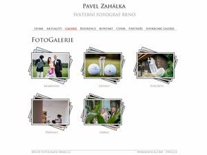 Náhled webu fotografie-brno.cz - obrázek 2