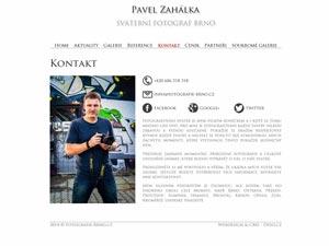 Náhled webu fotografie-brno.cz - obrázek 3