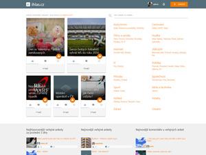 Náhled webu ihlas.cz - obrázek #1