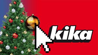 Facebooková aplikace pro firmu KIKA