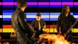 Obrázek reference Hudební videoklip
