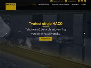 Náhled webu toolscz.cz - obrázek 1
