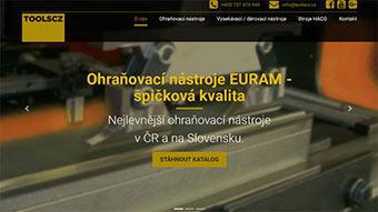 Obrázek reference Tvorba webu TOOLSCZ.CZ