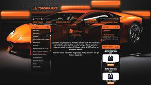 Obrázek reference Webdesign pro e-shop prodávající autorádia, autohifi, repro...