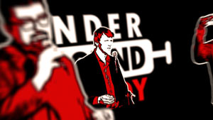 Obrázek reference Trailer / videopozvánka pro Underground Comedy Praha